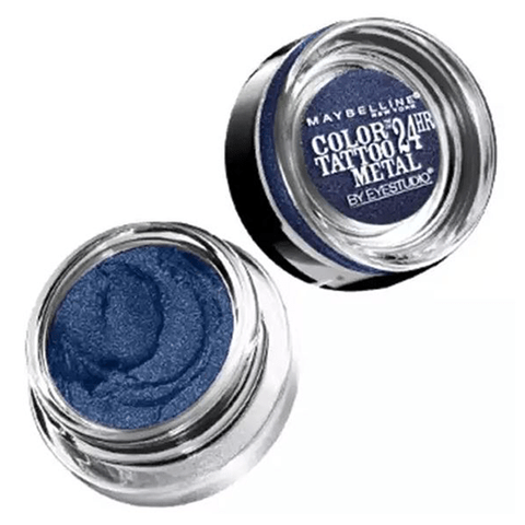 Electric Blue  Color Tatoo  24 Horas  - Maybelline - comprar online