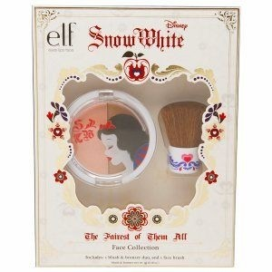 Snow White Bronzer e Kabuki The Fairest of Them All - Face Collection - Elf