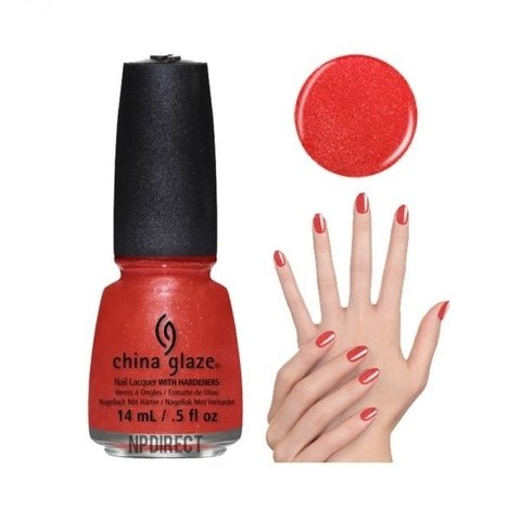 Elfin' Around - China Glaze Holiglaze - comprar online