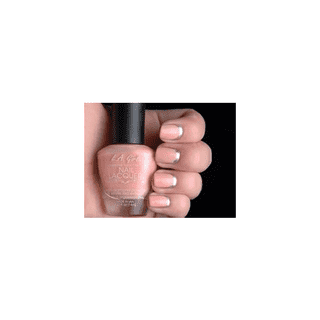 French Peach - French Manicure L.A. Girls