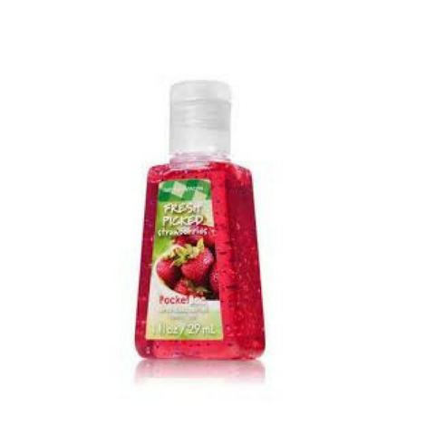 Fresh Strawberry - Bactericida Bath & BodyWorks