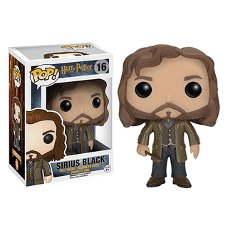 16 - Sirius Black - Harry Potter Funko Pop!