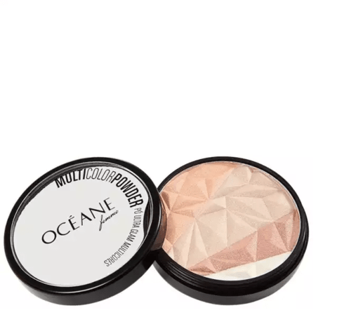 Ultra Glam Iluminador  - Multi Color Powder Oceane Femme na internet