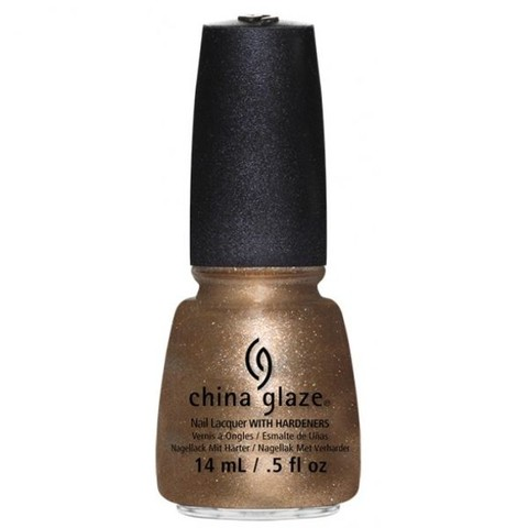 Goldie but Goodie - China Glaze Autumn Nights Collection