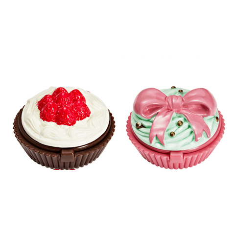 Kit com 2 Lip Balm Cupcake Holika Holika