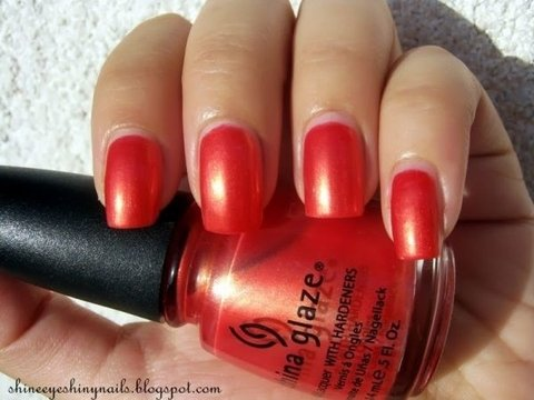 Jamaican Out - China Glaze na internet