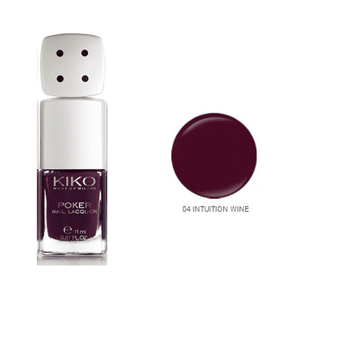 Kiko Poker 04 Intuition Wine