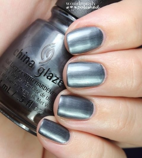 Kiss My Glass - China Glaze Autumn Nights Collection na internet