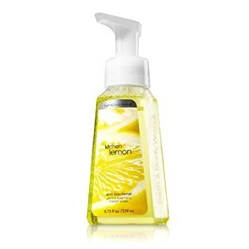 Kitchen Lemon Gentle Foaming Hand Soap 259 ml - Sabonete Bactericida