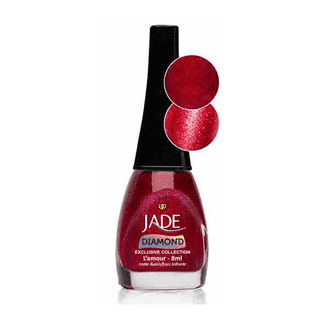 L' Amour Jade Diamond Matte Illusion