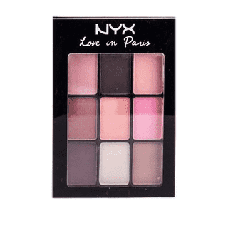 Let Them Eat Cake - Love in Paris NYX - 9 Sombras
