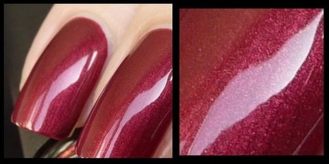 Long Kiss - China Glaze na internet