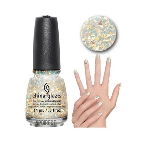 Luxe and Lust - China Glaze Hunger Games Collection na internet