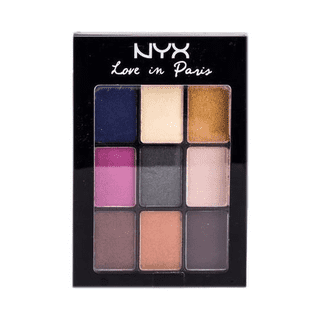 Mon Cherie - Love in Paris NYX - 9 Sombras