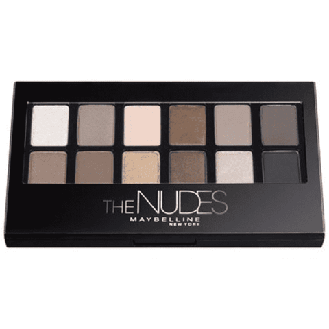 The Nudes - Maybelline - The Nudes