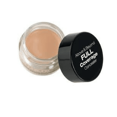 Corretivo CJ03 Light Nyx Concealer Jar Cremoso Full Coverage