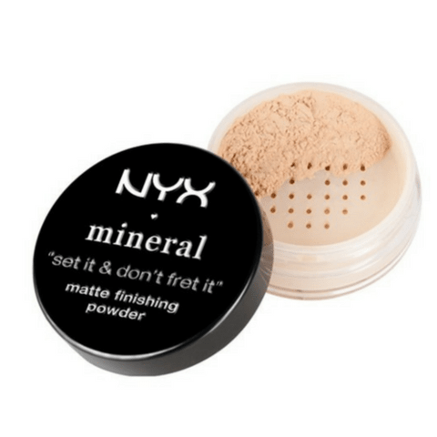 Matte Finishing Powder Mineral NYX - MFP01 LIGHT/MEDIUM - comprar online