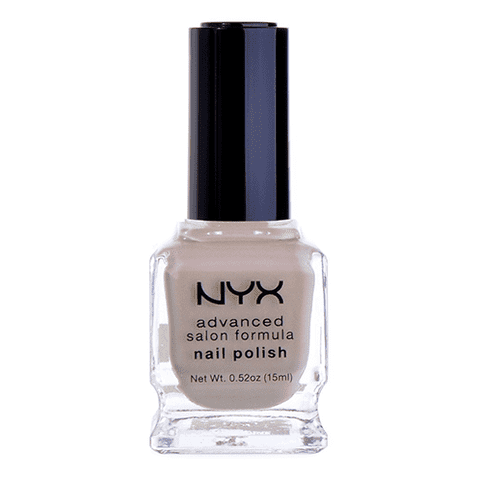 Nude White NPS 189 - Esmalte NYX Advanced Salon Formula - comprar online