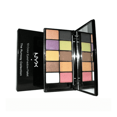 Strike a Pose NYX RUNAWAY COLLECTION - 10 sombras