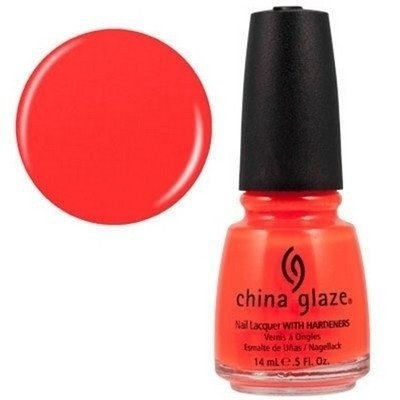 Orange Knockout - China Glaze