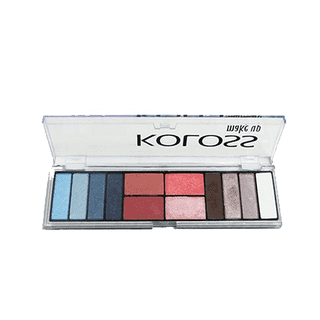 Paleta de Sombras e Blush Nº 3 Wonderful - Koloss