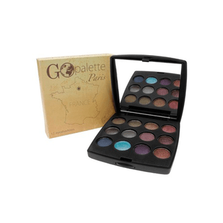 Paris - Paleta Coastal Scents  12 cores