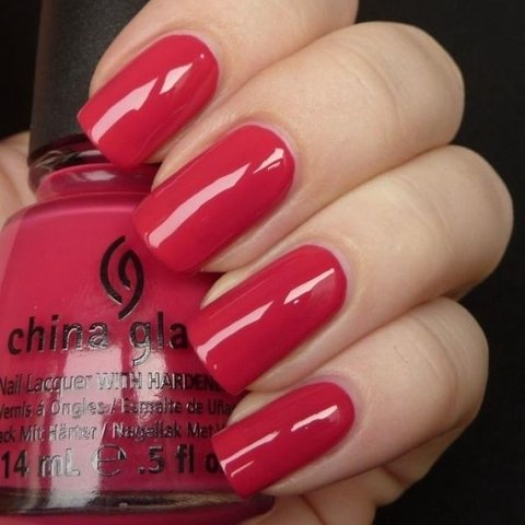 Pink Chiffon - China Glaze na internet