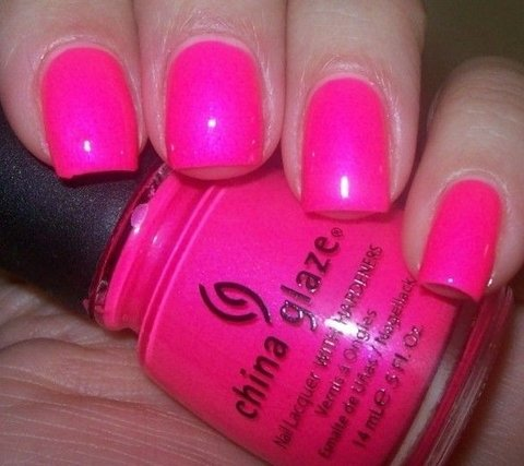 Pink Voltage - China Glaze na internet