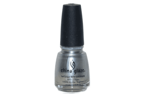 Platinum Silver - China Glaze na internet