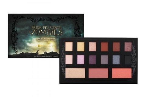 Pride + Prejudice + Zombies  BH Cosmetics -  Eye + Cheek Palette - loja online