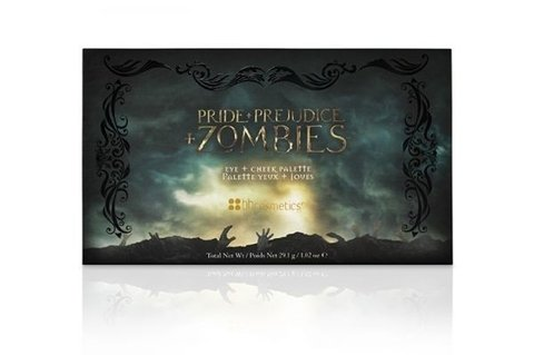 Pride + Prejudice + Zombies  BH Cosmetics -  Eye + Cheek Palette - comprar online