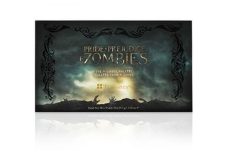 Pride + Prejudice + Zombies  BH Cosmetics -  Eye + Cheek Palette