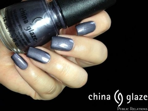 Public Relations - Autumn Nights – Shimmers China Glaze na internet