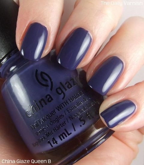 Queen B - China Glaze Autumn Nights Collection na internet