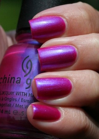 Reggae to Riches - China Glaze na internet