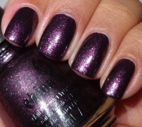 Rendezvous With You - China Glaze Autumn Nights Collection - Isso Lá Em Casa