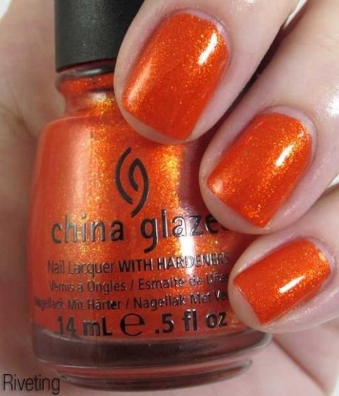 Riveting - The Hunger Games - China Glaze - comprar online