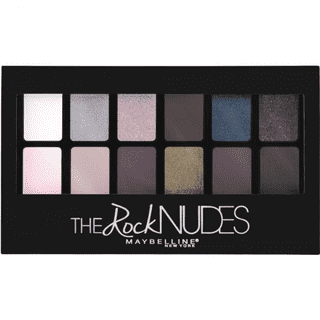 The Rock Nudes - Maybelline - The Nudes