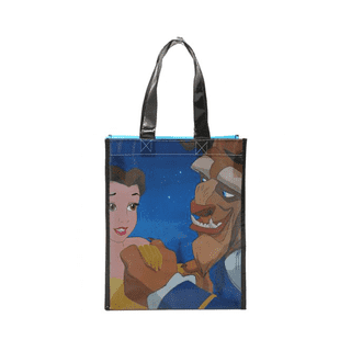 Sacola - Ecobag A Bela e A Fera HOT TOPIC Disney