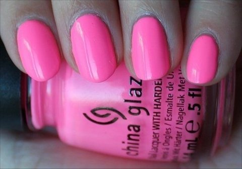 Shocking Pink - China Glaze - comprar online