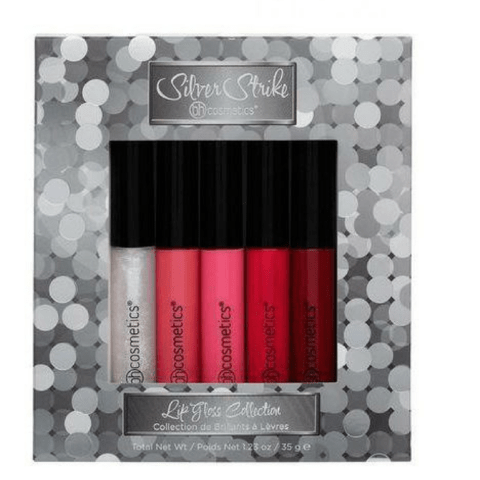 Silver Strike - Kit com 5 Lip Gloss  BH Cosmetics - comprar online