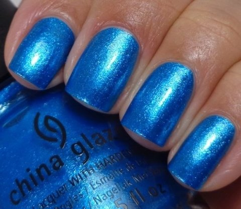 So Blue Without you - Coleção   Holiglaze China Glaze - comprar online