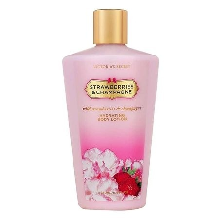 Strawberries & Champagne - Body Lotion Victoria's Secrets - comprar online