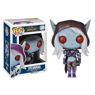 Sylvanas - World of Warcraft  - Funko Pop!