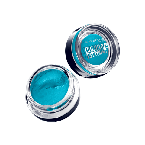Tenacious Teal  Color Tatoo  24 Horas  - Maybelline - comprar online