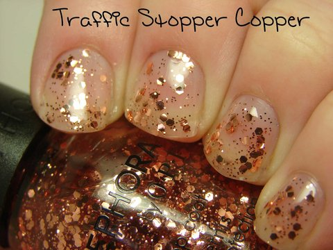 Traffic Stopper Copper - OPI by Sephora na internet