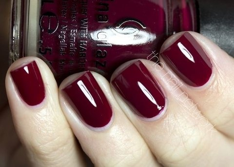 Winter Berry - China Glaze - comprar online