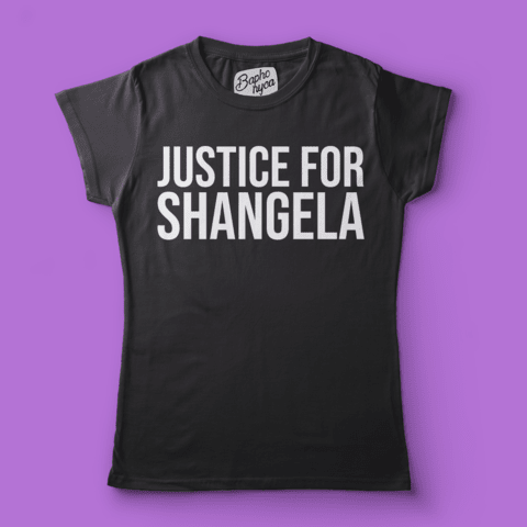 T-Shirt RPDR - All Stars 3: Justice for Shangela - Baphonyca Store