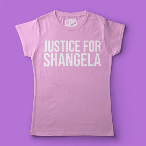 T-Shirt RPDR - All Stars 3: Justice for Shangela - loja online