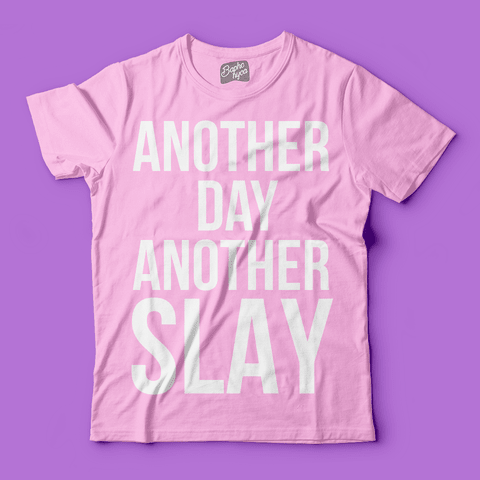 "T-Shirt RPDR - All Stars 3: Bebe Zahara Benet ""Another Day Another Slay"" - Baphonyca Store"
